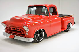 1957 Chevrolet Pickup | Classic Auto Mall 1957 Chevrolet Pick Up Truck 3100 Pickup Snow White Street The Grand Creative Rides For Sale 98011 Mcg A Pastakingly Restored Is On Display At Rk Motors Near O Fallon Illinois 62269 Cameo 283 V8 4 Bbl Fourspeed Youtube 2000515 Hemmings Motor News Flatbed Truck Item Da5535 Sold May 10 Ve Oneofakind With 650 Hp Heads To Auction Bogis Garage Cadillac Michigan 49601