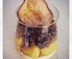 dessert au mascarpone marmiton crumble aux pommes et mascarpone recette de crumble aux pommes
