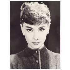 Sexy Audrey Hepburn Portrait Mini Poster Adds Unique Decor To Your