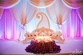 RECEPTION STAGE DECOR Love The Idea Of Blending Eastern And Western Influences Description From