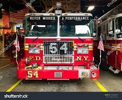 100 Inside A Fire Truck Parking FDNY Engine 54 Stock Photo Edit Now 1200688306