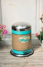 kosmetikeimer badezimmer abfallbehälter retro