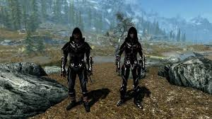 Daedric Assassin Light Armor at Skyrim Special Edition Nexus