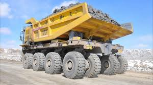 The Biggest Dump Truck In The World 2016 - 2017 - YouTube