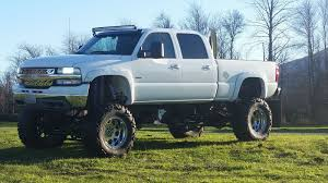 100 Duramax Diesel Trucks For Sale 2002 Chevrolet Silverado 2500 Monster Truck