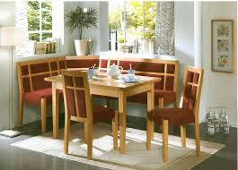 Bench Modern Chairs Small Breakfast Nooks Farmhouse Wayfair ... East West Fniture 5 Piece Hepplewhite Modern Breakfast Nook Ding Table Set 52 Corner And Chairs Kitchen How To Mix Decor Styles A Velvety Update 12 Ways Make A Banquette Work In Your Hgtvs Bremerton 3piece By Coaster At Dunk Bright Glass Top Room Sets 58 White 7 Pc Nook Setbreakfast And 6 53 With Bench Storage Best 25 Ideas For Small Decorate Sunny Designs Bayside With Side Chair