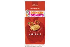 Dunkin Donuts Apple Pie Seaonal Ground Coffee