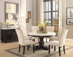 White Marble Top Black Round Dining Table Set 5 Pcs Acme ... Luciana Presso Brown 5 Pcs Faux Marble Top Ding Table Set 30 Most Terrific Counter Height Ding High Top Room Table Camelia Espresso Round Glass With Inverted Base By Crown Mark At Dunk Bright Fniture Kitchen Amazing And Chairs Ktaxon Piece Set 4 Leather Chairsglass Fnitureblack Marble Effect Ding Table And Chairs Snnonharrodco Room Giveandgetco W Dinette Black White Rectangular Belfort Essentials Giantex Padded Metal Frame For Breakfast Verano 5pc Contemporary 45 Steve Silver Rooms Less D989 Wglass Grey Global Woptions