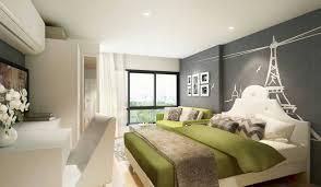 100 Room Room Casa France Standard Studio 1 Bed Room 6000 BahtMonth