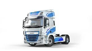 100 Daf Truck DAF S Goes Electric BigWheelsmy