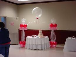 Simple Table Decorations Birthday Easy Balloon Centerpiece Ideas Decoration For Party