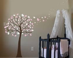 deco mural chambre decoration mur chambre bebe