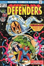 Defenders 1972 1st Series 14