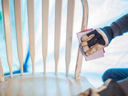 Restaining A Deck Do It Yourself by Sanding And Preparing Wood Before Staining Diy