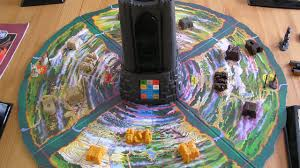 Dark Tower 1980s Electronic Board Game