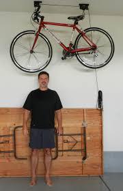 Racor Ceiling Mount Bike Lift Instructions by Weekend Project U2013 Bike Lift Here U0027s To A Full Life