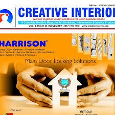 100 Interiors Online Magazine Creative Interior Home Facebook