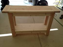 home design good looking homemade table plans simple free diy