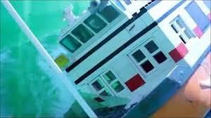 Lego Ship Sinking 3 by Lego Cargo Ship Sinking 3 Aka Videos