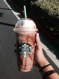 Ferrero Rocher Frap Order A Java Chip Or Double Chocolate