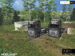 100 Truck Games 365 Volvo FH16 750 Frame Pack V 12 Mod For Farming Simulator 2015 15