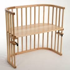 Side Crib Attached To Bed by Bedside Cot Ebay