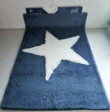 badezimmer badteppich kleine wolke monrovia 746 stahlblau