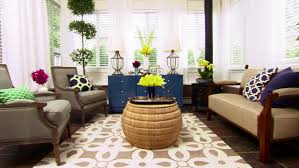 Sophisticated Family Sunroom Video