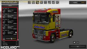 Mega Pack Motors And Gearboxes (1.24.x) Mod For ETS 2 Modified Peterbilt 389 V12 Ets2 Mods Euro Truck Simulator 2 Mod Tuning Scania Tandem Youtube Dhoine Truck Simulator Mod Intertional Lonestar American Ats Multiplayer Modunu Ndirin Game Features Mods Austop Mod Truck Shop In V10 Steam Workshop Addonsmods R Mega V 65 127 Dekotora V10 Trailer For Ets Download Game
