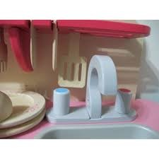 Hape Kitchen Set Canada by Hape Gourmet Kitchen Pink With Starter Set Limited Edition