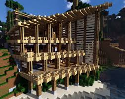 Minecraft Kitchen Ideas Keralis by Jungle House On World Of Keralis Minecraft Project Man Cave
