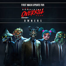 Payday 2 Halloween Masks Disappear by Payday 2 Completely Overkill Pack Mask Update Overkill Software