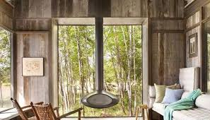 Modern Rustic Cottage Interiors Small Cabin Decorating Ideas And