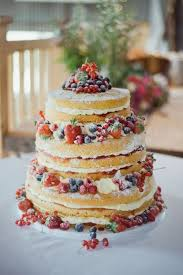 Mouthwatering Wedding Cakes That Bring Out Your Rustic Side