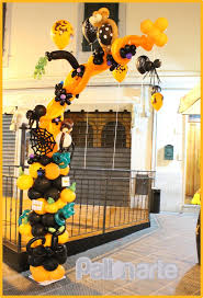 Halloween Inflatable Arch by 35 Best Halloween Balloons Images On Pinterest Balloon