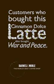 Barnes & Noble Outdoor Advert By Miami Ad School: Latte | Ads Of ... Chinny On Twitter Unstoppable In Singapore Im Sure Ill See Amazoncom Barnes Noble Petion Ask Nobles Not To Close Its Store At Eastridge Nook Ammunition Collaborates With Create New E Booksellers Bookstores 2710 S Greenbay Rd Barns And Locations Clotheshopsus Outdoor Advert By Miami Ad School Latte Ads Of Where Get Guardians Harmony Listings Megapost Mlp Merch Third Nook Executive A Row Leave Mobylives York Usa July Stock Photo 459970633 Shutterstock The Demise Of Business Insider