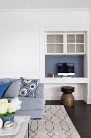 home office in wandnische in renoviertem bild kaufen