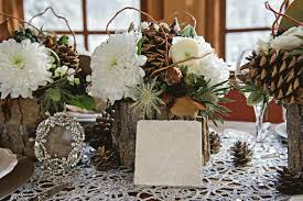 Lovable Pine Cone Centerpieces Wedding Cones And Winter On Pinterest