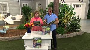 Garden Magic Hardcover Book Signed By Phillip Watson On QVC