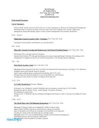 Pastry Chef Resume Examples Line Cook Template New Objective For