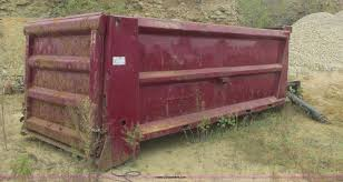 Heil Dump Truck Bed | Item L3853 | SOLD! November 5 Construc...