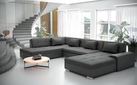 liberto u form schlaffunktion couchgarnitur polster sofa wohnlandschaft