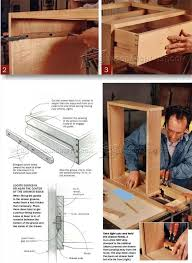 Diy Wood Cabinet Plans by 184 Best Workshop Drawers Cabinets Images On Pinterest