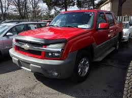 2002 Used Chevrolet Avalanche 1500 5dr Crew Cab 130