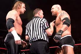 Wwe Curtain Call 1996 by Historically Significant Disasters Of Wrestling 68 Goldberg First