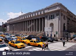 Main Post fice Manhattan New York Stock Royalty Free