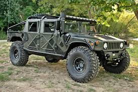 100 Hummer H1 Truck The Original And Only Should Be Tires