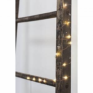 Kikkerland Copper String Lights - 1.80m