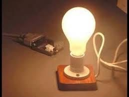 science experiments light bulb experiment