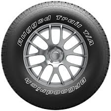 100 Truck All Terrain Tires BFGoodrich Rugged Trail TA Tire P26575R16 114T